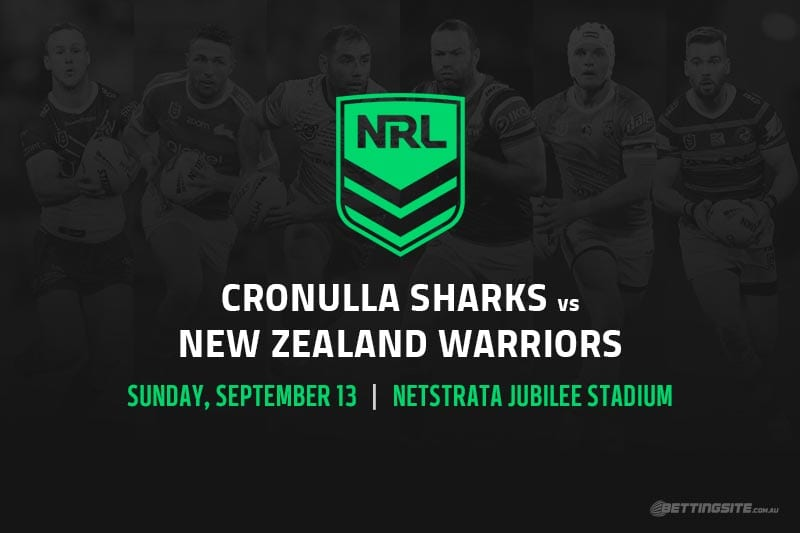 Sharks vs Warriors NRL betting tips