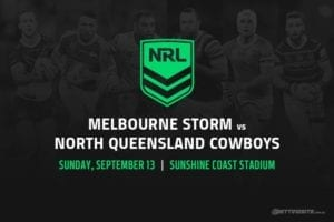 Melbourne Storm vs North Queensland Cowboys