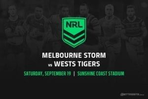 Storm vs Tigers NRL betting tips