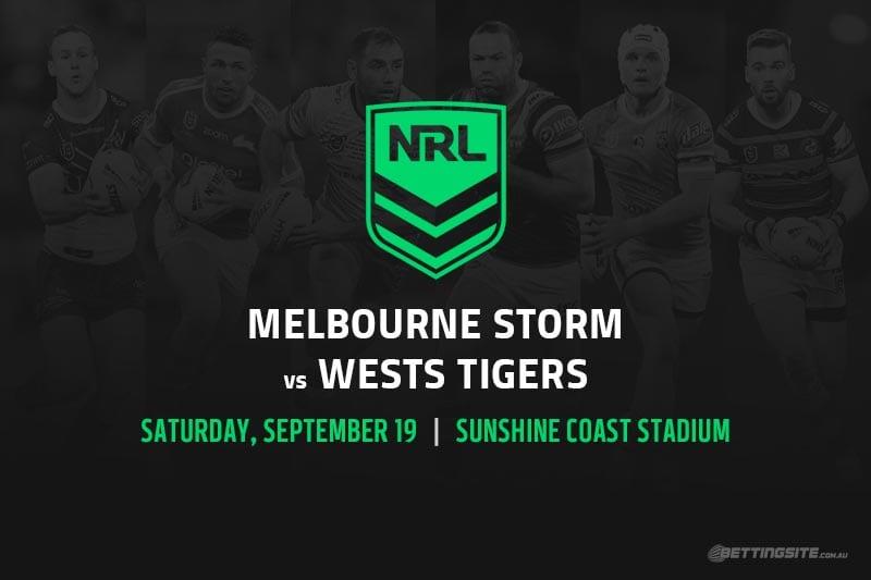 Storm vs Tigers NRL betting tips