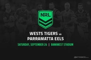 Tigers vs Eels NRL betting tips