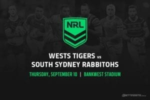 Wests Tigers vs South Sydney Rabbitohs