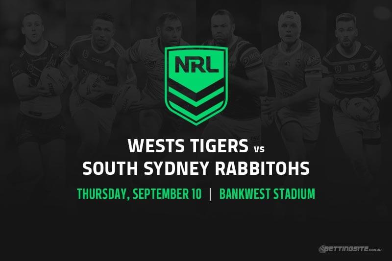 Wests Tigers vs South Sydney Rabbitohs
