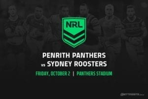 Penrith vs Sydney NRL Finals 2020