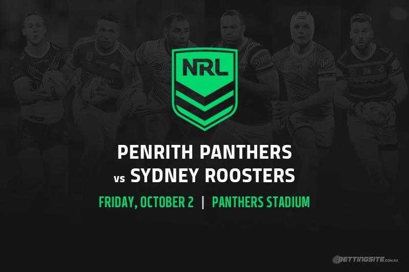 Penrith vs Sydney NRL Finals 2020