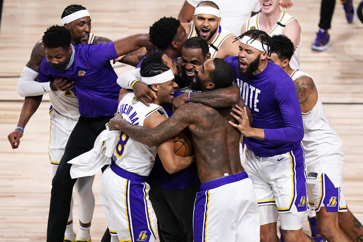 LA Lakers NBA betting