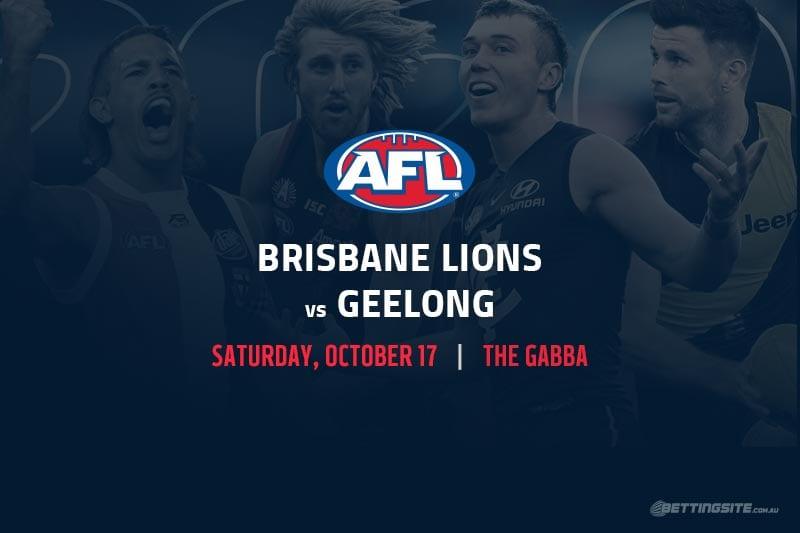 Lions vs Cats AFL Finals 2020 betting tips