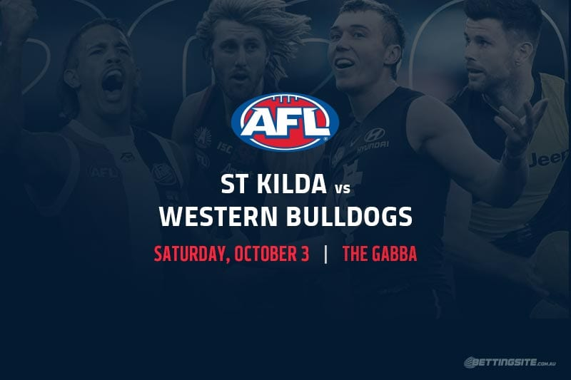 Saints vs Bulldogs AFL Finals 2020