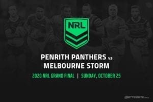 Panthers vs Storm NRL Grand Final 2020
