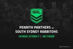Penrith vs South Sydney NRL Finals 2020