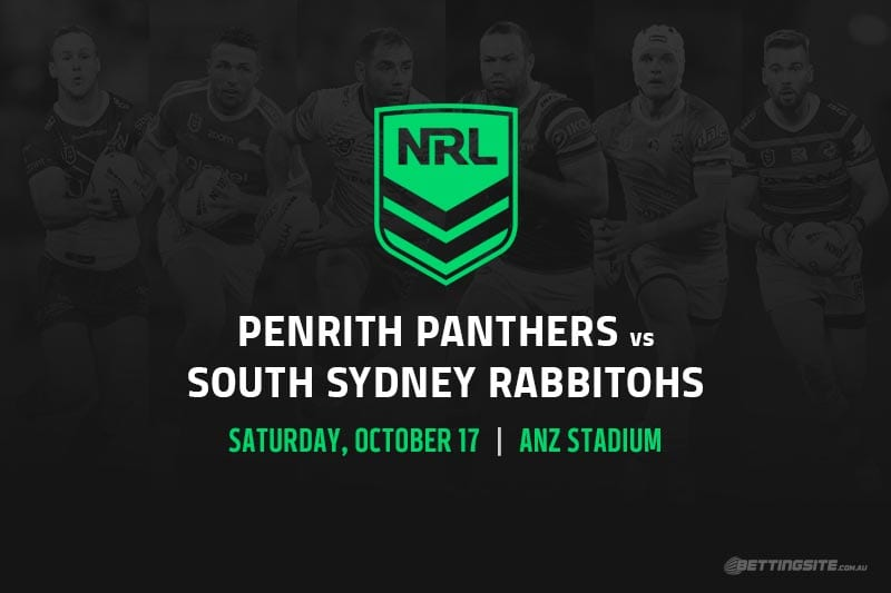 Penrith vs South Sydney NRL Finals 2020