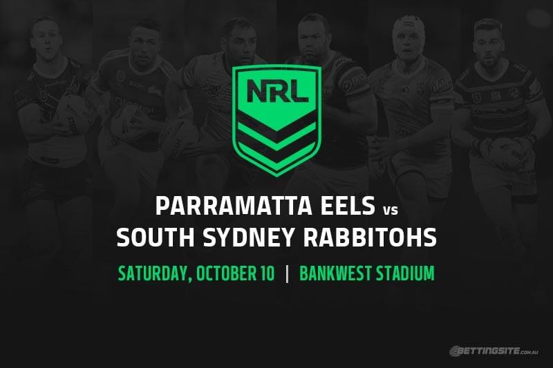 Parramatta vs South Sydney NRL Finals 2020