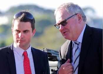 Murray Baker & Andrew Forsman