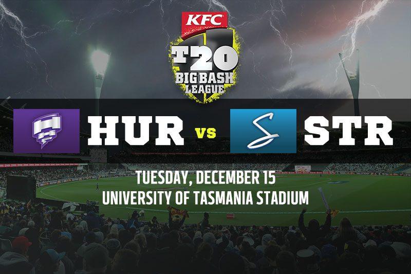Hobart Hurricanes vs Adelaide Strikers