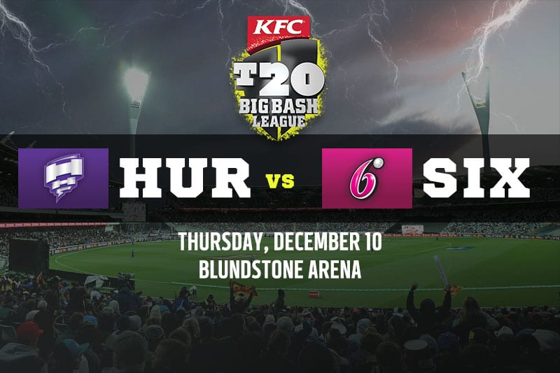 Hurricanes vs Sixers BBL tips