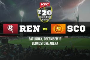 Melbourne Renegades vs Perth Scorchers