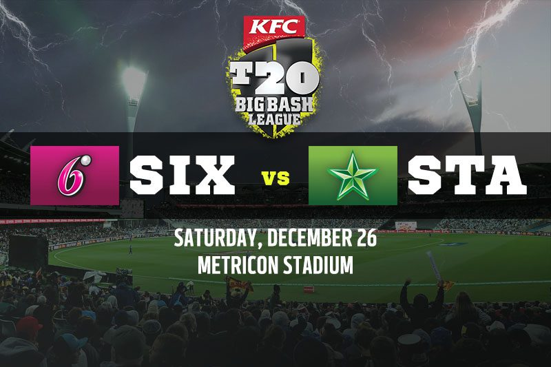 Sixers vs Stars BBL tips