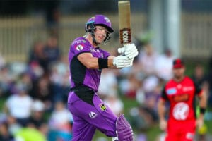 D'Arcy Short BBL betting