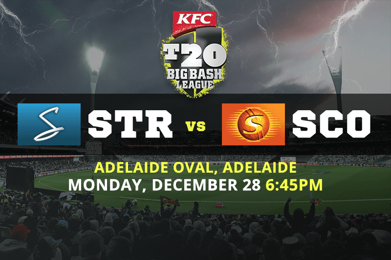 Adelaide strikers vs perth scorchers betting preview nfl texas tech vs kansas state betting line