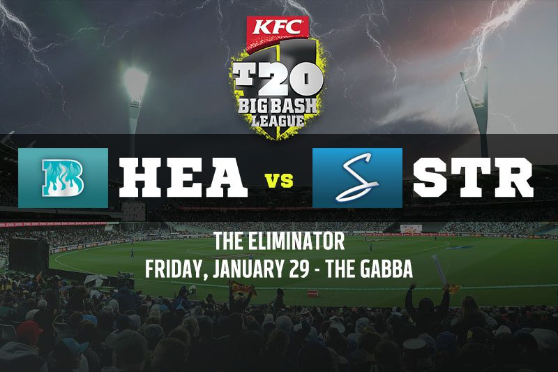Brisbane Heat vs Adelaide Strikers