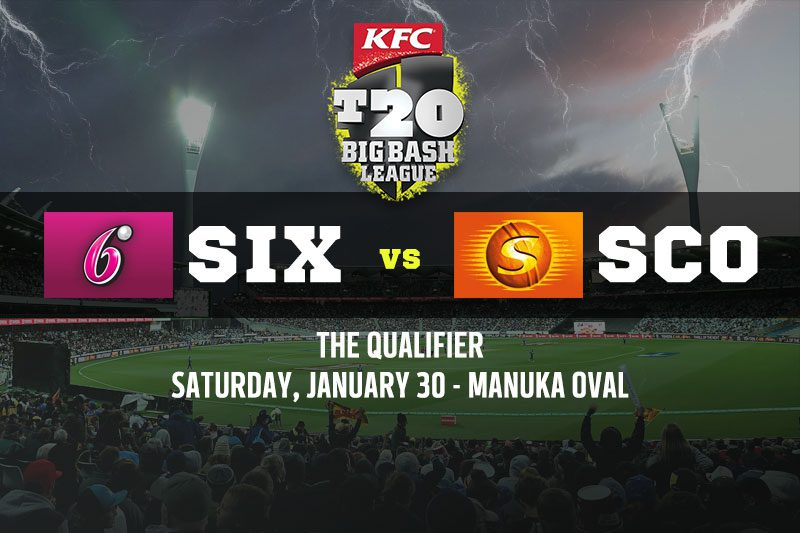 Sydney Sixers vs Perth Scorchers