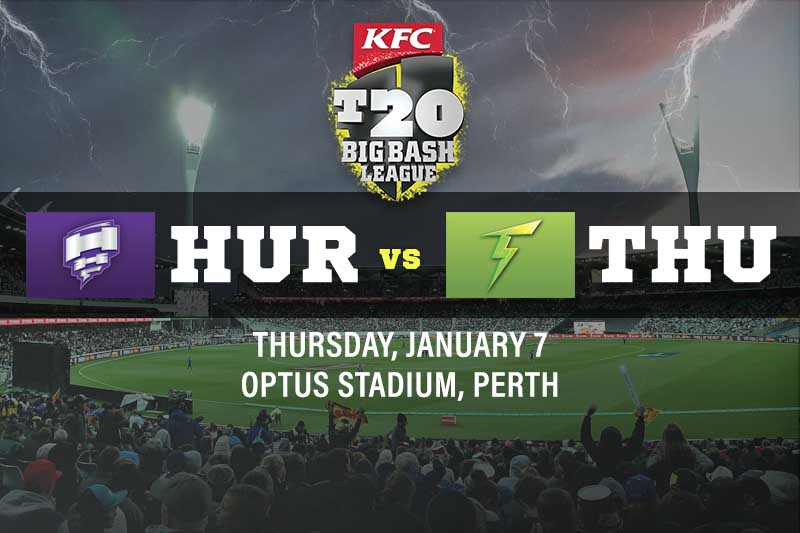Hurricanes v Thunder tips for January 7 2021