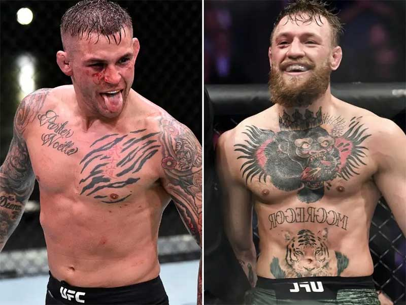 McGregor v Poirier tips and best bets for January 24