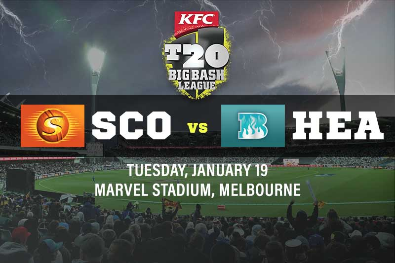 Perth Scorchers v Brisbane Heat tips, best bets for January 19 2021