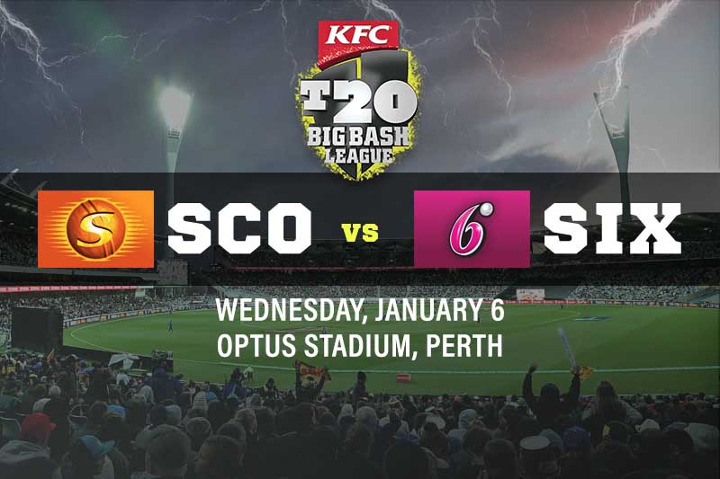 Scorchers v Sixers betting tips for January 6 BBL