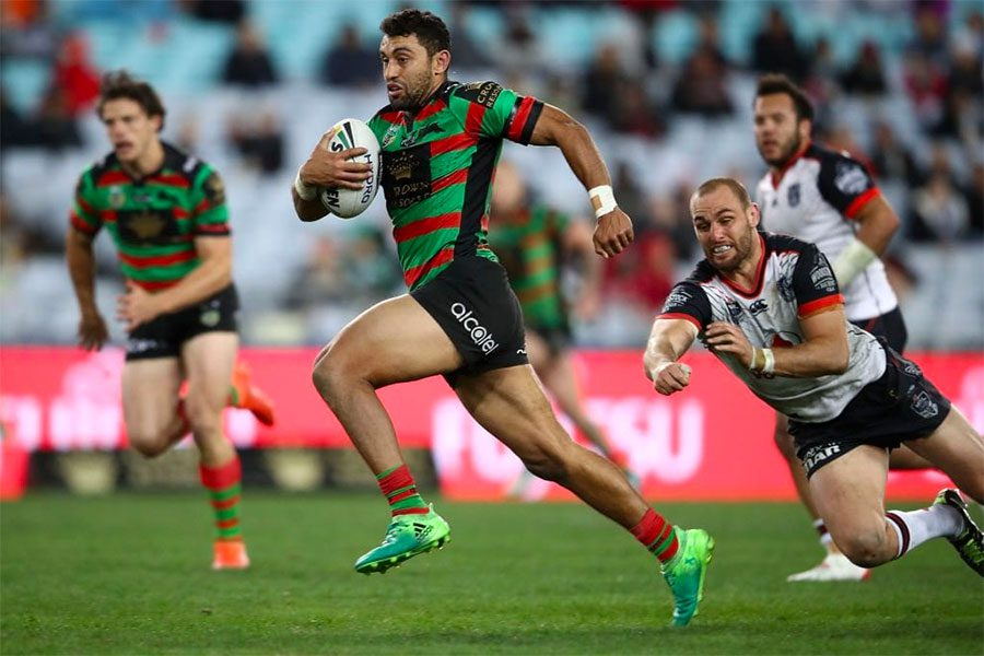 Alex Johnston NRL betting