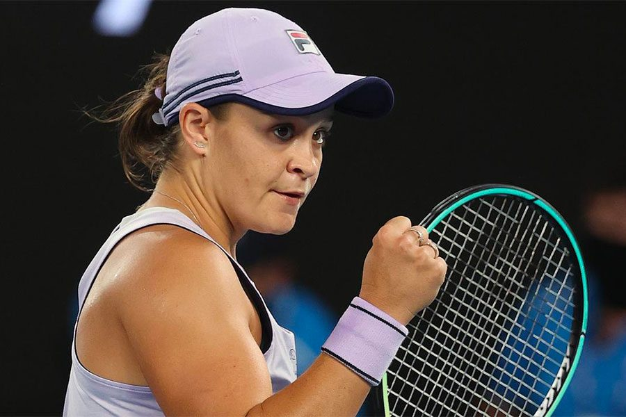 Barty tennis betting