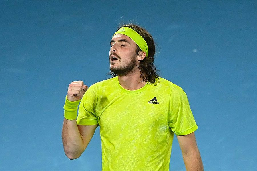 Tsitsipas tennis betting