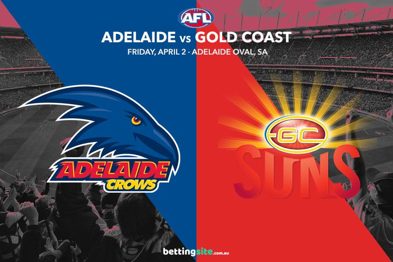 Crows Suns AFL tips