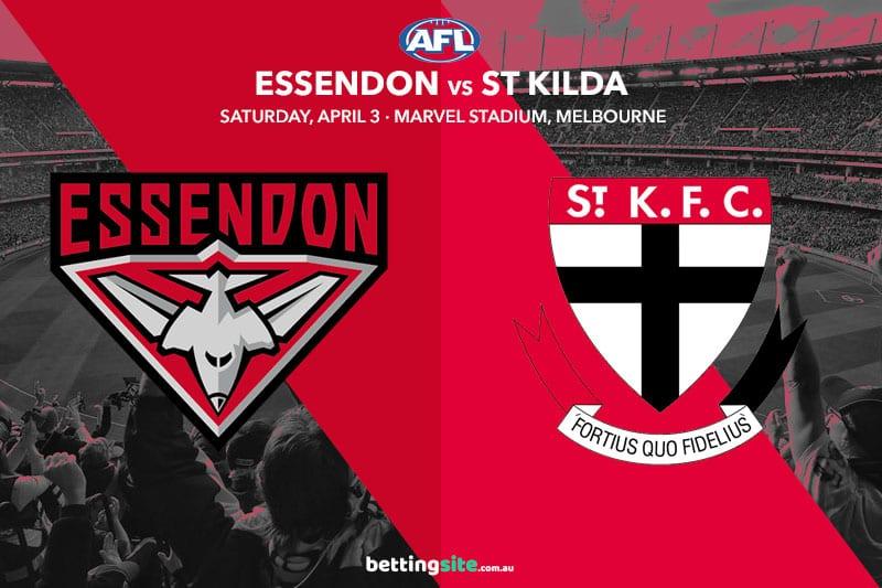 Bombers Saints AFL tips