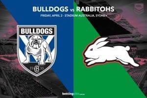 Canterbury Bulldogs vs South Sydney Rabbitohs