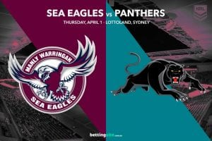 Manly Sea Eagles vs Penrith Panthers