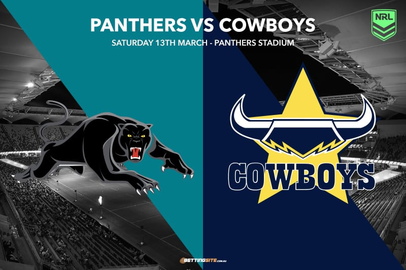 Penrith Panthers vs Nth Queensland Cowboys