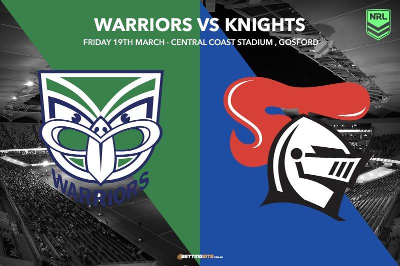 NZ Warriors vs Newcastle Knights