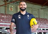 Adam Saad AFL betting