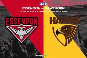 Bombers vs Hawks AFL tips