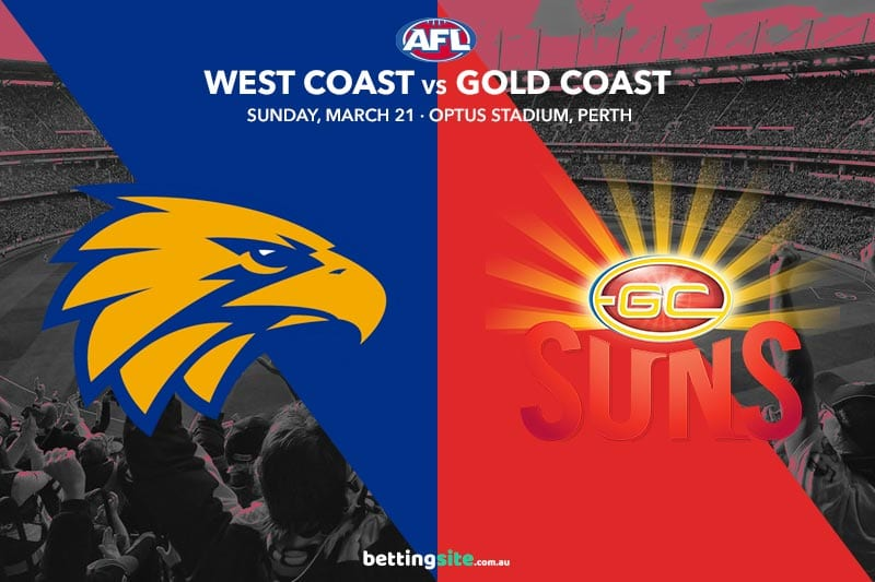 Eagles vs Suns AFL tips