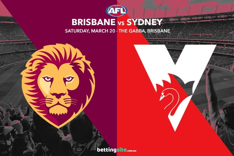 Lions vs Swans AFL tips