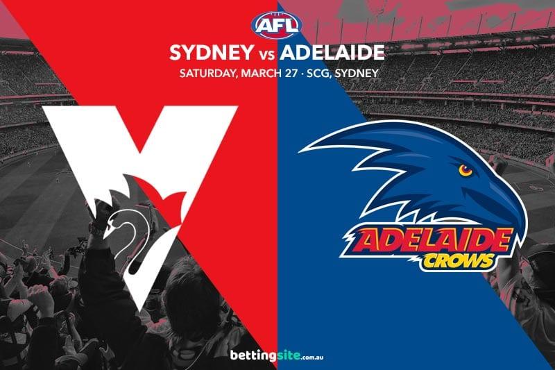 Sydney Swans vs Adelaide Crows