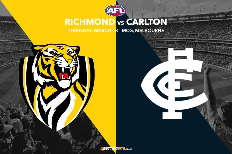 Tigers vs Blues AFL tips