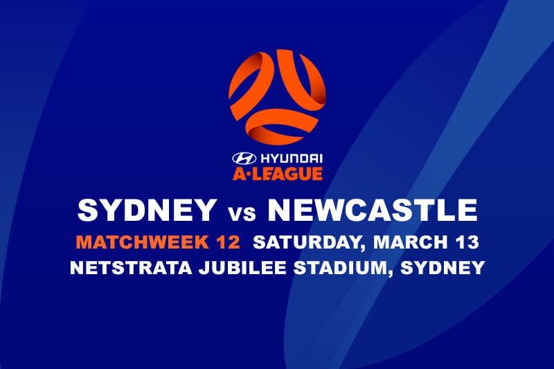 Sydney FC vs Newcastle Jets