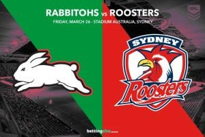 South Sydney Rabbitohs vs Sydney Roosters