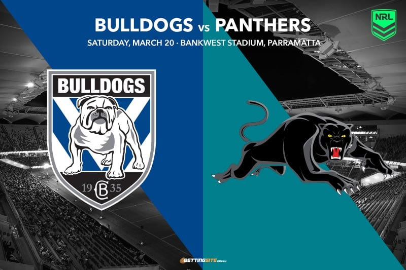 Canterbury Bulldogs vs Penrith Panthers