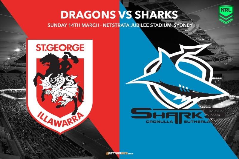 St George Illawarra Dragons vs Cronulla Sharks