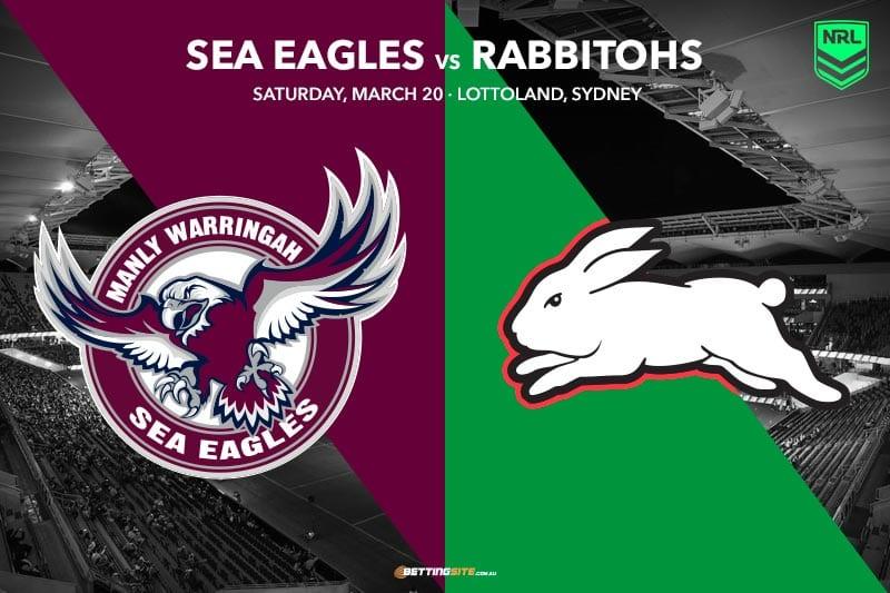 Manly Sea Eagles vs South Sydney Rabbitohs