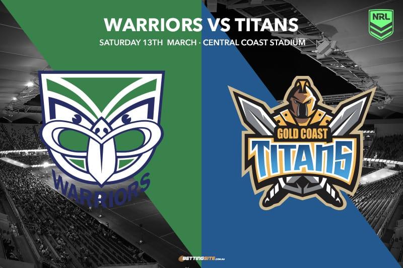 NZ Warriors vs Gold Coast Titans